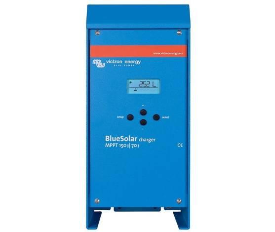 Regulador de carga BlueSolar MPPT 150/70 (12/24/36/48V-70A)