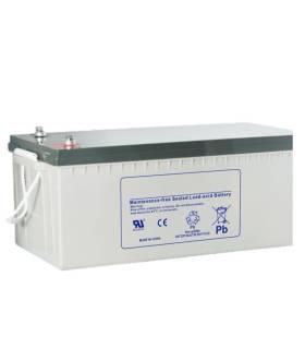 Batería solar KAISE KBS122500 AGM (Sin mantenimiento) 12V – 250Ah