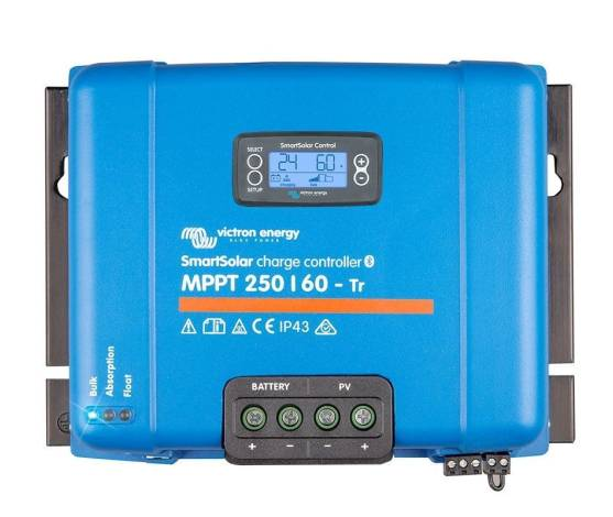 Regulador de carga VICTRON SmartSolar MPPT 250/70 12/24/48V - 70A