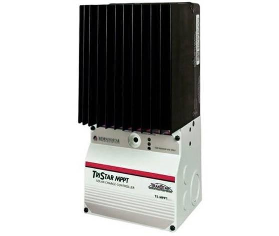 Regulador de carga solar MORNINGSTAR 60A MPPT