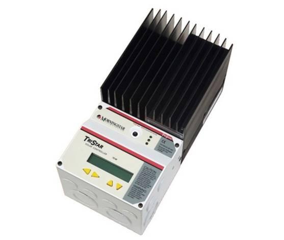 Regulador de carga solar MORNINGSTAR 60A MPPT DISPLAY