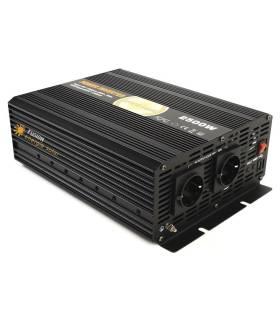 Inversor Eleksol 2500W/24V/230V