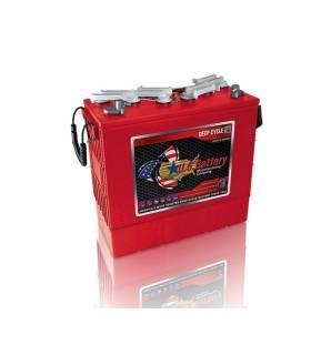 Batería solar US BATTERY 185HC XC2 12V - 244 Ah /C100