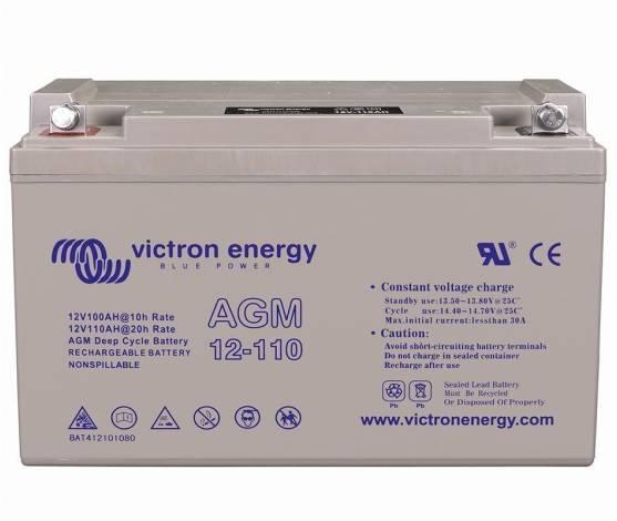 BATERIA AGM VICTRON ENERGY 12V 110AH/C100