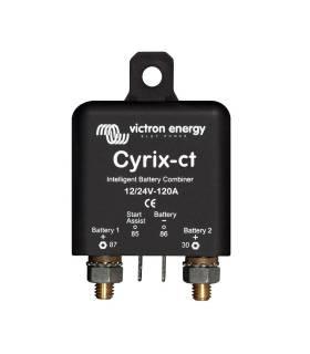 Combinador de baterías Cyrix-ct 12/24 V 120 A