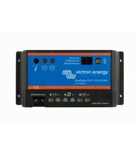 Regulador de carga VICTRON BlueSolar DUO 12/24V - 20A
