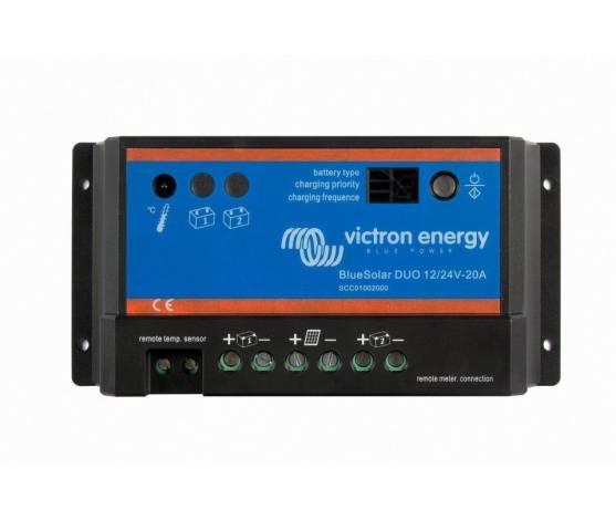 Regulador de carga solar BLUE SOLAR DUO 20A