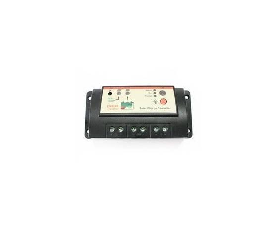 Regulador de carga Solar 10A 12/24V Eleksol
