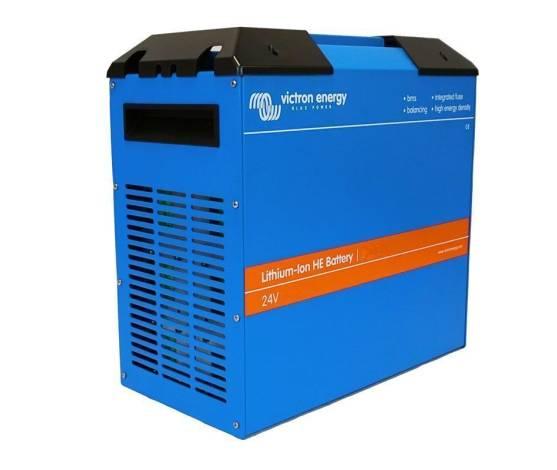 Batería solar VICTRON Energy LITIO HE (Sin mantenimiento) 24V - 100Ah