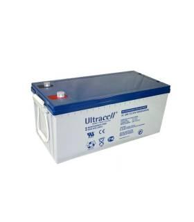 Batería gel ULTRACELL UCG-200-12 12 V 230Ah C100