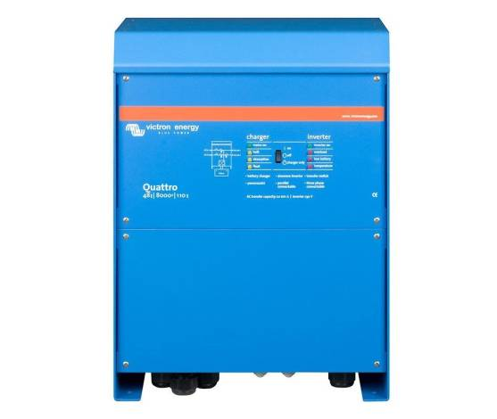 Inversor cargador Victron Quattro 48/10000/110-100/100