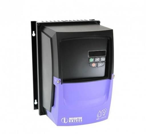 Variador de frecuencia Optidrive P2 Solar Pump 1 HP 0.75 kW / 220V