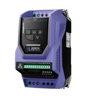 Variador de frecuencia Optidrive P2 Solar Pump 3 HP 2.2 kW / 220V - IP20