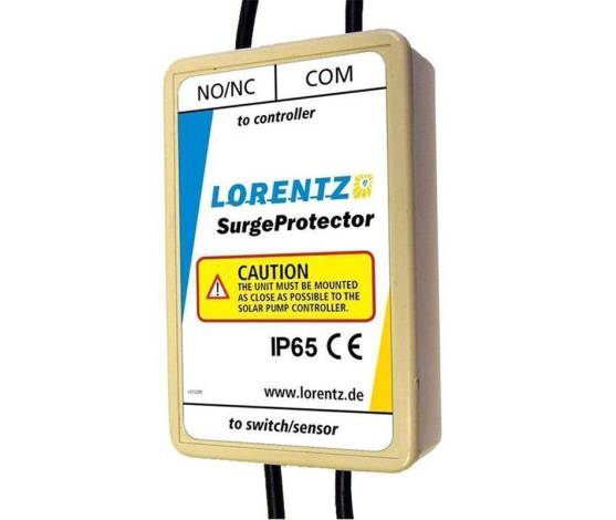 Protector para bomba solar Lorentz