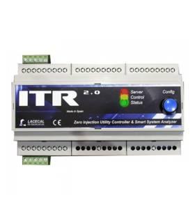 Gestor de autoconsumo e inyección cero LACECAL ITR2.0