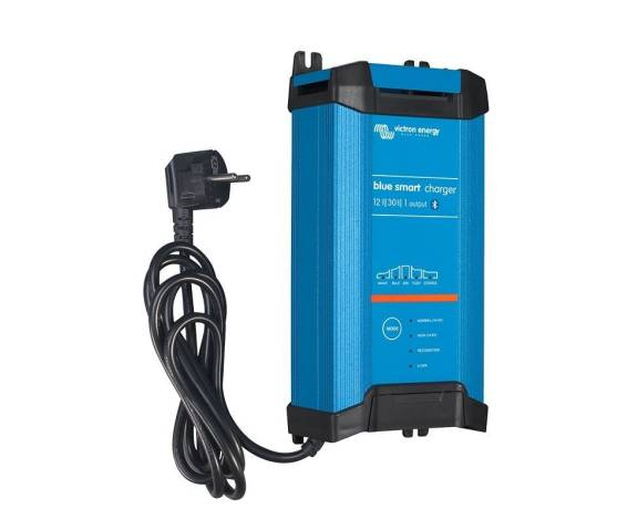Cargador de baterías Victron Blue Smart IP22 12/30 - 1 salida