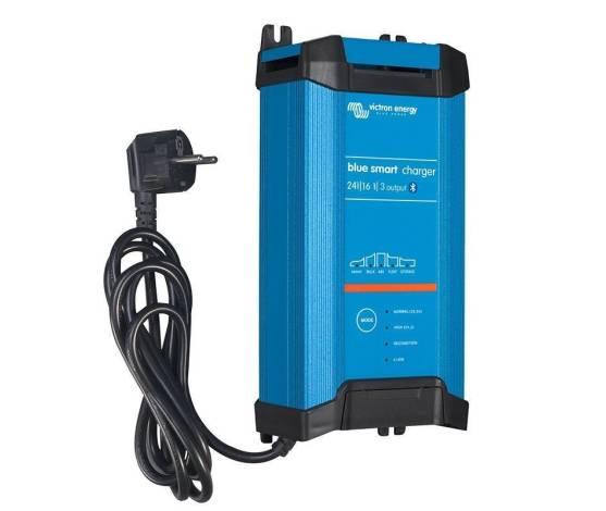 Cargador de baterías Victron Blue Smart IP22 24/16 - 3 salidas