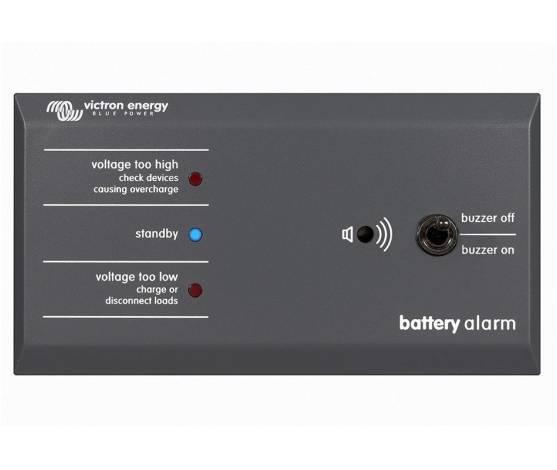 Panel de alarma de batería GX Victron