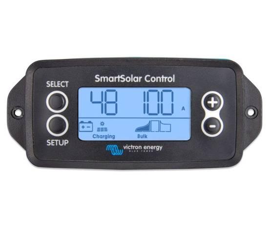 Pantalla LCD VICTRON para SmartSolar MPPT