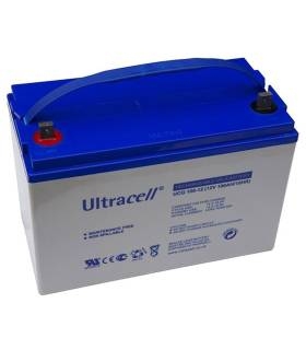 Batería gel ULTRACELL UCG-100-12 12 V 115Ah