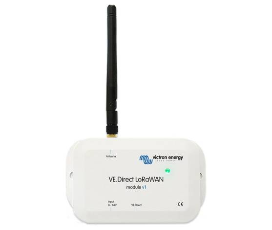 Victron módulo VE.Direct a LoRaWAN