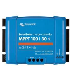 Regulador de carga VICTRON SmartSolar MPPT 100/30 12/24V 30A