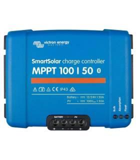 Regulador de carga VICTRON SmartSolar MPPT 100/50 12/24V 50A