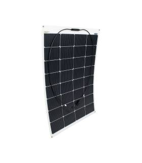 Panel Solar ETFE* (Fibra) Flexible 100W