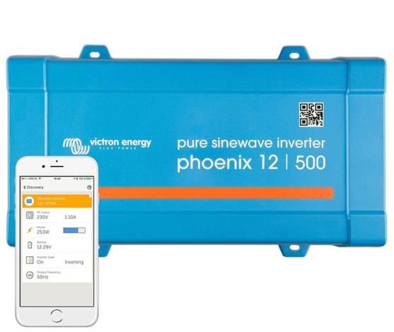 Phoenix 12/500 VE.Direct Schuko