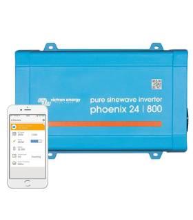 Inversor aislada VICTRON Phoenix VE.Direct Schuko 24V / 800VA