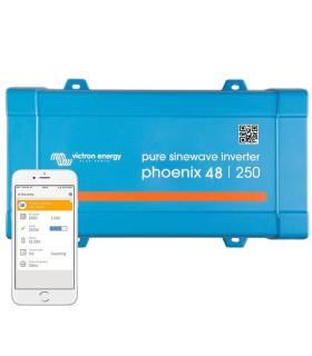 Inversor aislada VICTRON Phoenix VE.Direct Schuko 48V / 250VA