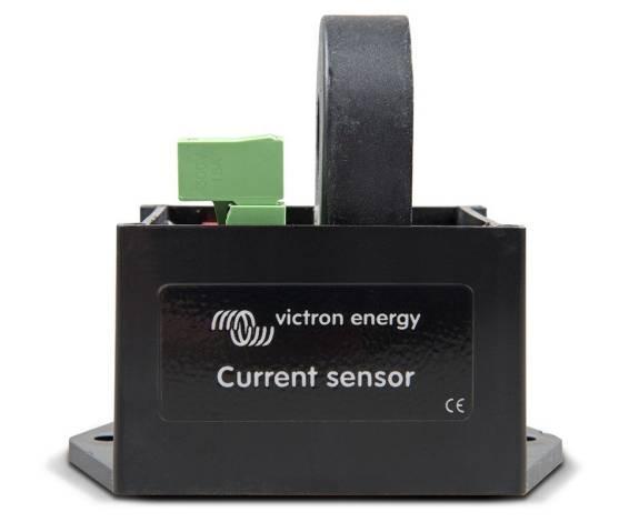 Sensor de corriente alterna - monofásica - Victron
