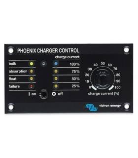 Panel de Control del Cargador Phoenix de Victron