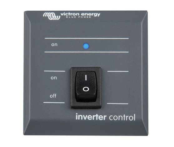 Panel de control Victron para inversores Phoenix VE. Direct