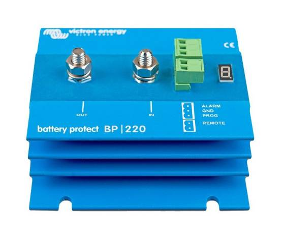 Protector de batería Victron BatteryProtect 12/24 220A