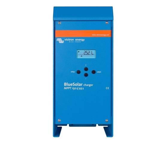 Regulador de carga BlueSolar MPPT 150/85 (12/24/36/48V-85A)