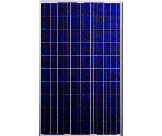 Placa Solar Fotovoltaica Policristalina EXIOM 260W / 24V