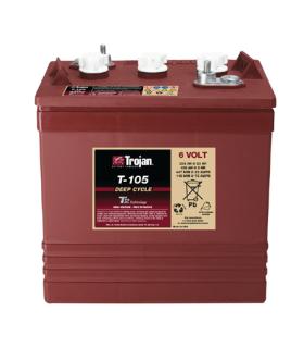 Batería solar TROJAN T-105 6V – 250Ah  /C100
