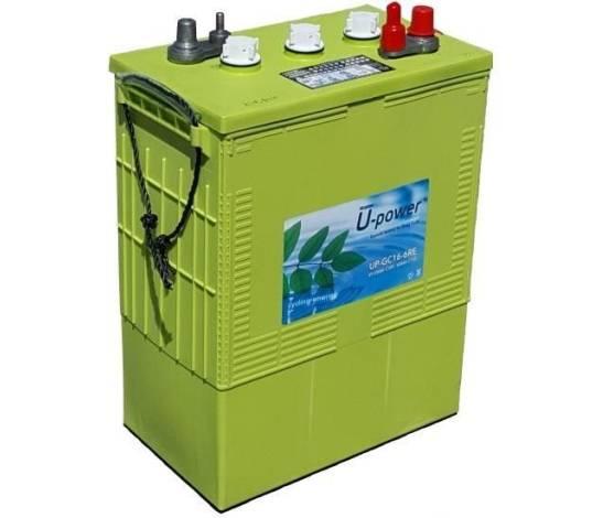 Batería 6V 600Ah C100 550Ah C5