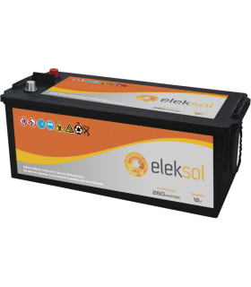Batería Solar sellada 12V 260Ah