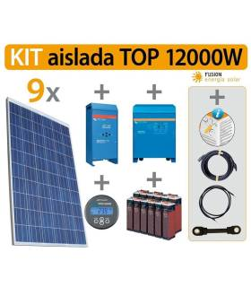 Kit Solar Fotovoltaico TOP 12000W