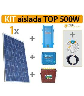 Kit Solar Fotovoltaico TOP 500 W