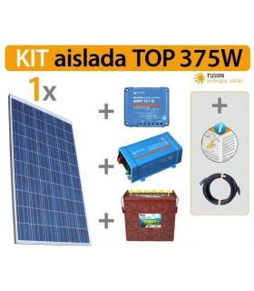 Kit Solar Fotovoltaico TOP 350W