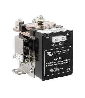 Combinador de baterías Cyrix-i 12/24 V 400 A
