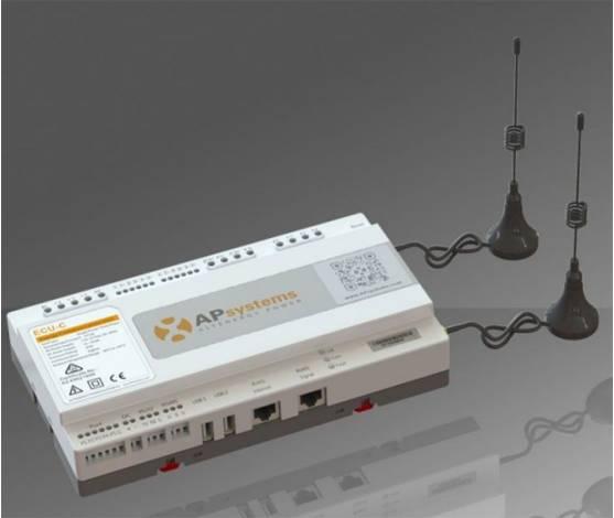Unidad de comunicación energética ECU-C de APsystems