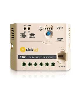 Regulador Solar 30A LKS30A