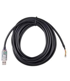 Cable conexión Victron USB a RS485 1.8 m