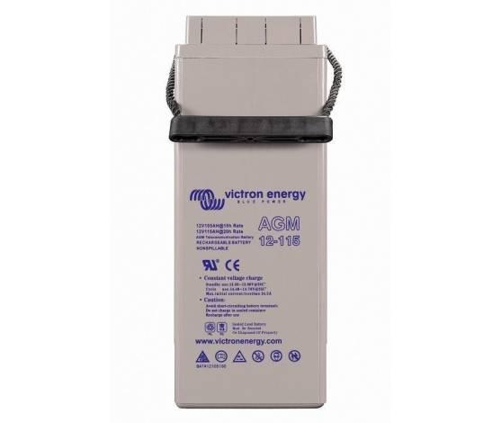 BATERIA AGM VICTRON ENERGY 115AH/C100 tELECOM bATT. (m8)