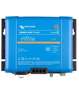 Cargador de baterías VICTRON PHOENIX SMART IP43 24/16 (3)