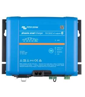 Cargador de baterías VICTRON PHOENIX SMART IP43 12/30 (1+1)
